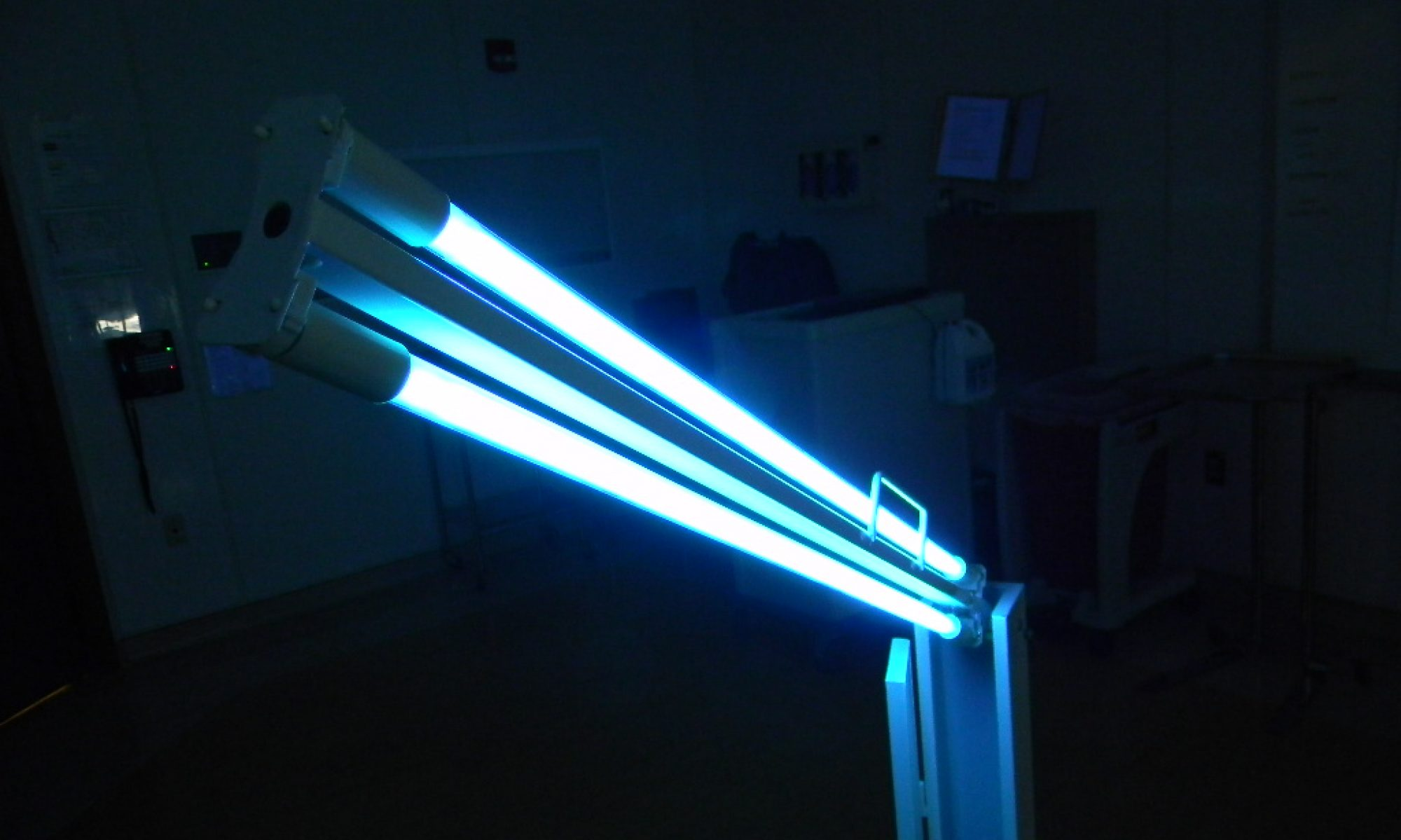 Ultra Violet Disinfection